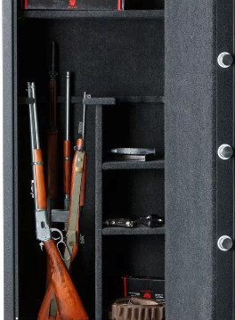 условия хранения гражданского оружия