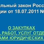 Федеральный закон от 18.07.2011 N 223-ФЗ