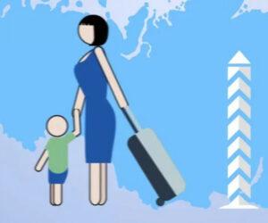 заявление о несогласии на выезд ребенка